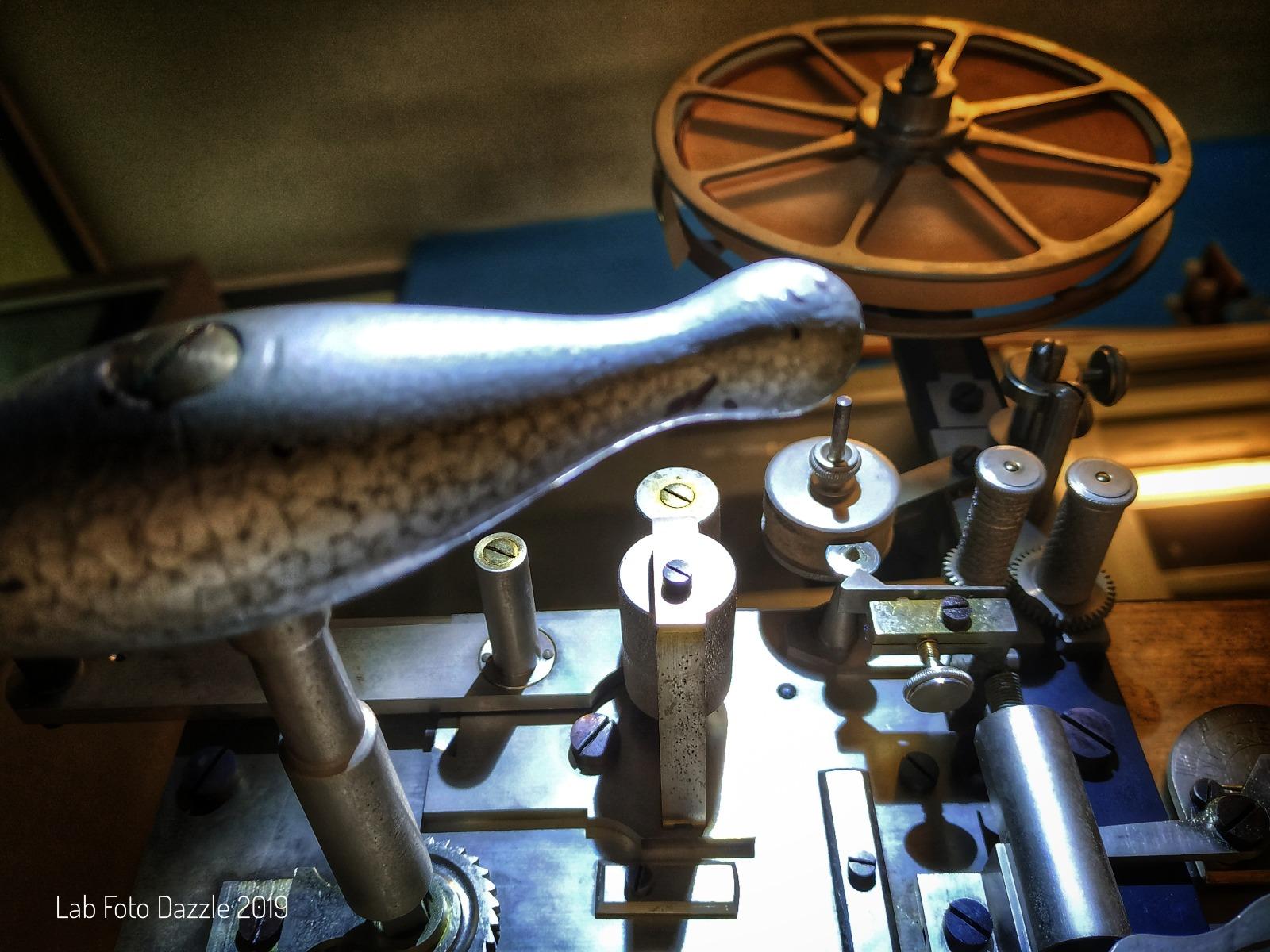 Laboratorio di Fisica: strumenti dei primi del '900