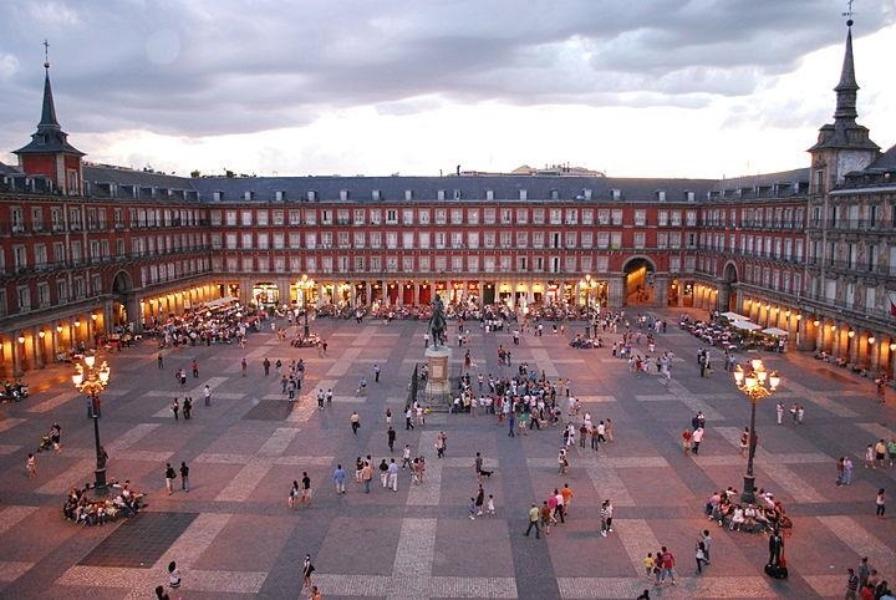 Viaggio d'istruzione  classi quinte:MADRID