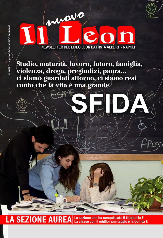 Il Leon - Newsletter del Liceo Alberti di Napoli 2