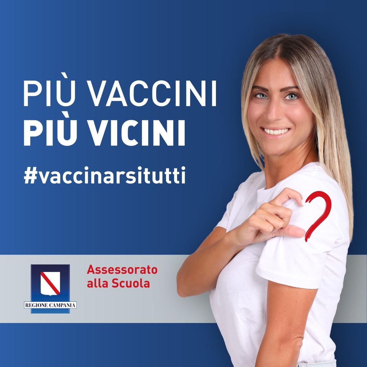 Più vaccini Più vicini